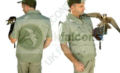 Falconry Waistcoat: