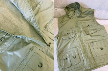 Falconry Jackets and Vests
